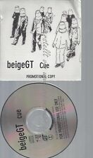 CD--CARDSLEEVE-BEIGEGT--CUE--PROMO