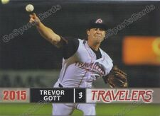 2015 Arkansas Travelers Team Set Los Angeles Angels Minor League