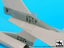Black Dog 1/48 F-16C Fighting Falcon Tail Electronics Detail (for Tamiya) A48079