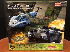 GI Joe The Rise Of Cobra Rhino Vehicle Target Exclusive Dela0749