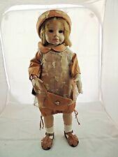 April  Gotz 23 in doll  2003 by Hildegard Gunzel