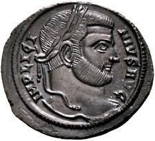 More details for licinius i (320 ad) rare follis. siscia #ku 9507