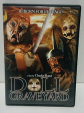 DOLL GRAVEYARD-Charles Band-DVD-Horror-Excellent condition!