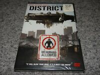 DISTRICT 9 Widescreen DVD Peter Jackson - Neill Blomkamp (CHAPPIE) Sealed/New