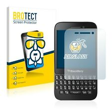 BlackBerry Q5 AirGlass Glass Screen Protector Protection Film