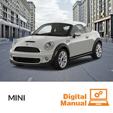 Mini - Service and Repair Manual 30 Day Online Access