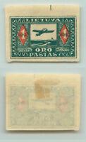 Lithuania 🇱🇹  1921  SC  C5a  mint imperf. e579