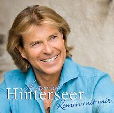 Komm Mit Mir - Hansi Hinterseer (2009, CD NIEUW)