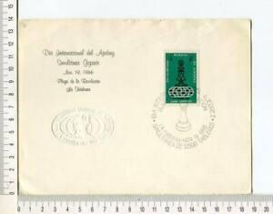 25532) .CU BA. 19.11.96 PC (special postmark)  Chess - Scacchi