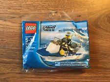 LEGO City Police Boat Mini Set 30 Pieces Polybag 30002