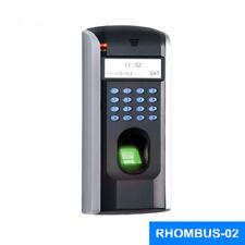 ZKSoftware F7 Biometric Fingerprint Access Control+Attendance Time Clock +TCP/IP