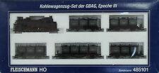 FLEISCHMANN 485101 DB CONVOGLIO DEL CARBONE EP. III