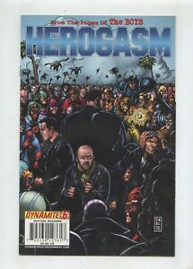 Herogasm #6 (2009) From the Pages of The Boys High Grade VF/NM 9.0