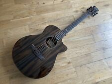 More details for faith nexus venus copper black electro acoustic - patrick james eggle designed