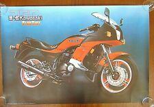Vintage 1984 Athena Poster 307401 Kawasaki 750 Turbo Terry Pastor At Archer Art