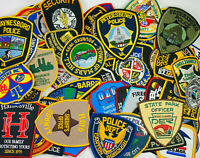 80 Police Sheriff Fire EMS Security Patches Huge Collection Lot (B)