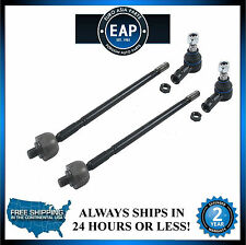 For 2003-2006 Sprinter 2500 3500 2.7L  Steering Tie Rod Assembly Set Of 2 NEW