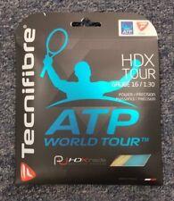Tecnifibre HDX Tour 16 Gauge 1.30mm Tennis String NEW Natural