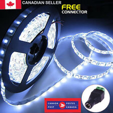 Cool White Led Strip Light 5 meters 600 LED Waterproof Flexible 12V 3528 CA SELL