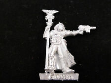 40K Astra Militarum / Imperial Guard METAL sanzionato wyrdvane psyker laspistol