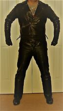 Langlitz Leather Columbia Leather Jacket L