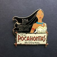 POCAHONTAS New on Card Character Trading Pin STANDING Disney