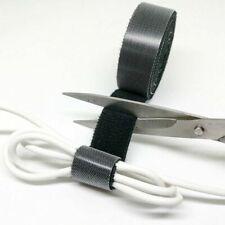 1m Klett Kabelbinder Kabel Band Klettband Klettbinder Klettverschluss 1,5cm