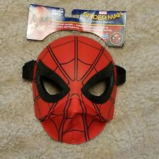 Marvel Spiderman Mask Dress Up Play Imagination Costume Hasbro 5+