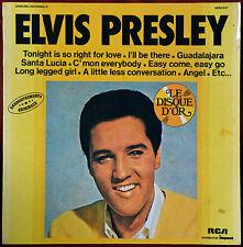 33t Elvis Presley - Le disque d'or (LP)