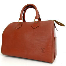 Authentic LOUIS VUITTON M43004 Epi Speedy 30 SP0947 Handbag Epi Leather[Used]
