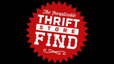 The Inexplicable Thrift Store Find (Gimmick and online instructions) by Phill Sm