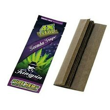 24 x Kingpin® NATURAL HEMP WRAPS / Blunt / Aromatisiert