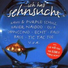 Ich hab Sehnsucht (1999) Kami/Purple Schulz, Oli P., Xavier Naidoo, Echt,.. [CD]