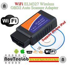 ELM327 WiFi OBD2 / OBDII Diagnosis para Coche ELM 327 para Android iOS PC
