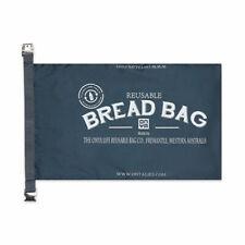 Onya ONRBBC Reusable Bread Bag - Charcoal