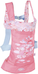 Baby Annabell 704226 Active Cocoon Carrier-for Children 3 Years & Up-Take Her