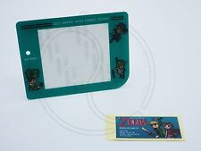 Leyenda De Zelda Nintendo Game Boy Original DMG-01 pantalla y modelo Pegatina Retro