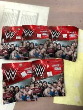 5x WWE Mighty Minis Blind Bag 5cm Figure