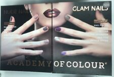 Academy of Colour Nude Nails Glam Nails RRP £25