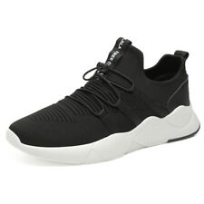 Men Running Shoes Outdoor Sports Fashion Sneakers Breathable Athletic Sock Shoes