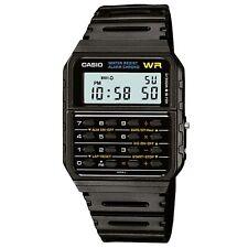 Casio DATABANK Calculator Watch (CA-53W-1Z)