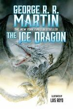 The Ice Dragon by George R. R. Martin / Hardcover w Dust Jacket (Bonus Poster)