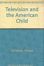 Television And The Americano Niños Tapa Dura George Comstock