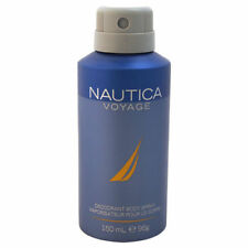 Nautica Voyage by Nautica 5 / 5.0 oz Deodorant Body Spray for Men New In Can