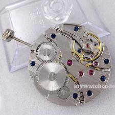 17 Jewels 6497 swan neck mechanical hand winding vitage mens watch movement M01