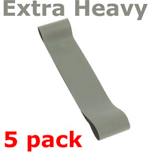 5 Pieces Extra Heavy Resistance Band - Loop Workout Exercise Fitness Yoga