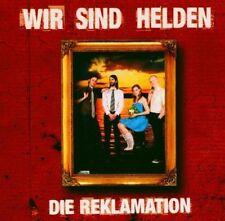 Wir sind Helden Die Reklamation (2004, CD/DVD) [2 CD]
