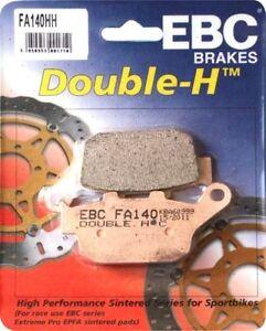 YAMAHA XJ6  600 DIVERSION 09-10 REAR BRAKE PADS EBC