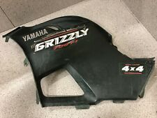 Yamaha Grizzly 550 700 Side  Engine Cover Tank Panel Shroud Left Green 1533