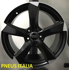 "4x Cerchi in lega AUDI A3 A4 A5 A6 Q2 Q3 Q5 Q7 TT da 18"" NUOVI GMP MADE IN ITALY"
